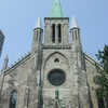 Exterior View Of St. Patrick\'s
