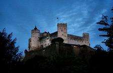Festung Hohensalzburg Night