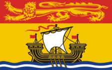 Flag Of New Brunswick
