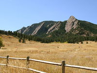 Flagstaff Mountain