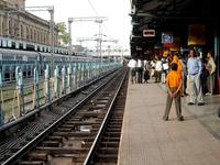 Nagpur Station Platform