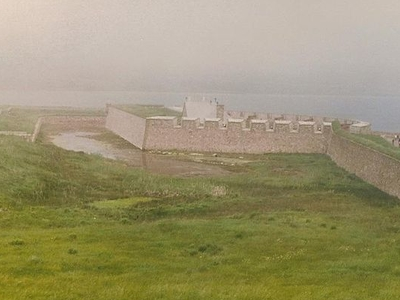 Fortifications Of Louisbourg
