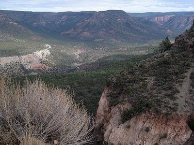 Fossil Creek Canyon