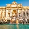 Fountain Di Trevi - Rome - Italy