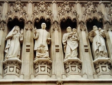 Four Of The Ten Christian Martyrs