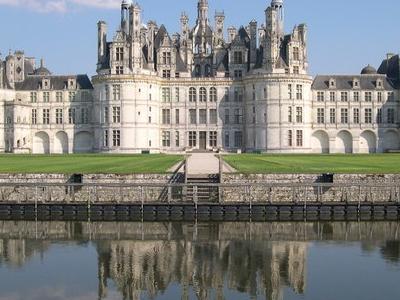 Chateau De Chambordteau
