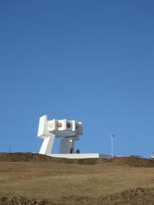Fraternity Monument Erdenet