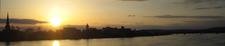 Fredericton Skyline