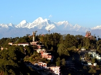 From Nagarkot