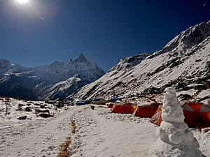 Annapurna Base Camp Trek - 12 Days Fotos