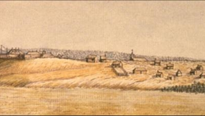 Fort Beauséjour And Cathedral