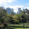 From The Botanical Garden Facing Alice Street