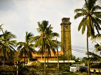 Galle Torre del Reloj
