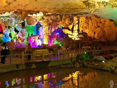 Reed Flute Cave Guilin China Informaci 243 N Tur 237 Stica