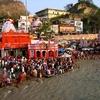 Ganga Dashara At Haridwar