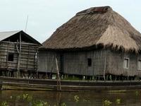 Ganvie Stilt Village