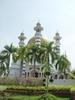 Garden Beside Ubudiah Mosque In Kuala Kangsar
