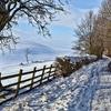 Gargrave Cold Grey Landscape UK