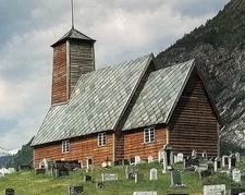 Gaupne Gamle Kirke
