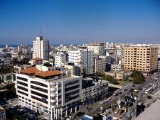 Gaza City View
