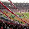 Gelora Bung Karno Stadium During AFC Asian Cup