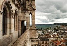 Geneva From Cathedral Of Saint Pierre