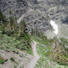 GenTrail-17 For Gable Pass Trail - Glacier - Montana - USA