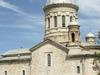 Georgian Orthodox Cathedral In Gori
