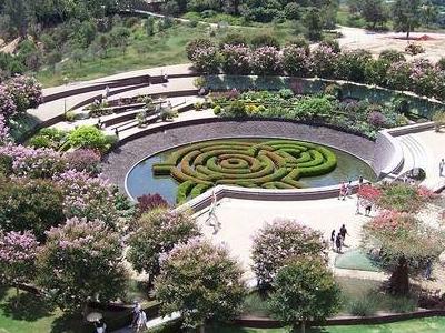 The Central Garden