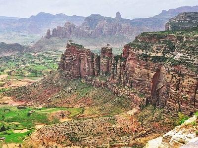 Gheralta Massif - Ethiopia - Landscape