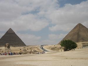 Pyramid Tour Package Photos
