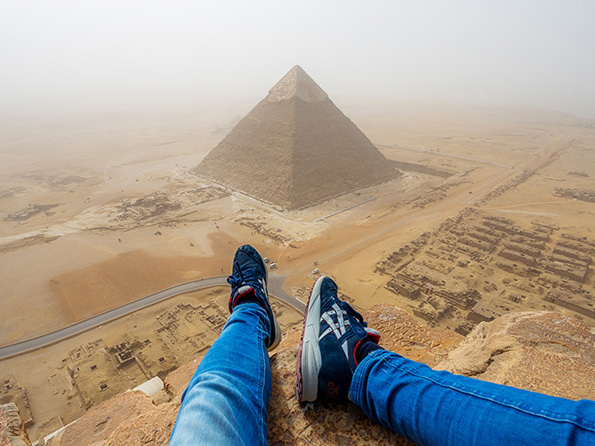 Giza Pyramids Tour & the Egyptian Museum Photos