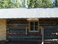 Glacier Creek Cabin And Airstrip