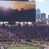 Godzillatron And The South End Seating