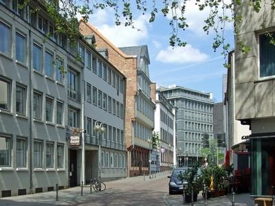 Grosser Hirschgraben With Goethe-House