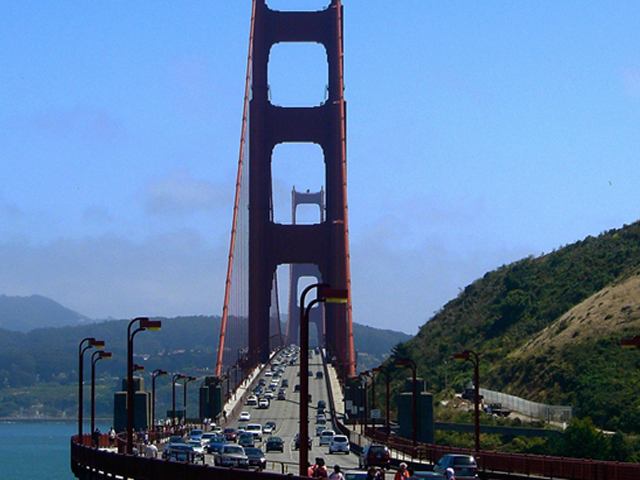California Express - LA - San Francisco - Yosemite Photos