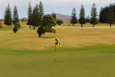 Golf Course - Norfolk Island