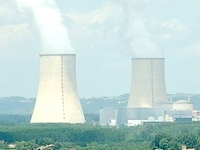 Golfech central nuclear