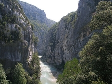 Gorges Du Verdon - View From Top