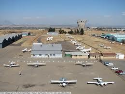 Grand Central Airport Airfield