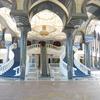 Grand Entrance At Jame Asr Hassanil Bolkiah Mosque
