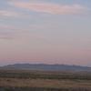 Grassy Mountains Sunset