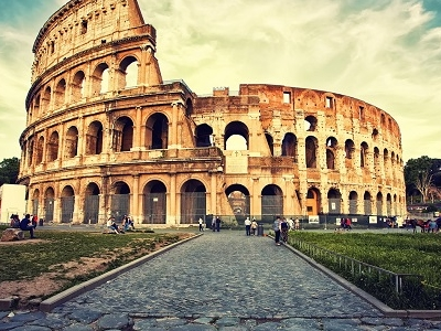 Great Colosseum - Rome