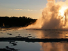 Great Fountain Geyser - Yellowstone - Wyoming - USA