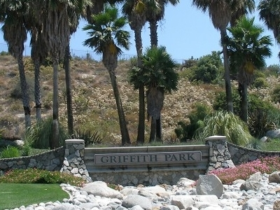 Welcome Sign - Griffith  Park