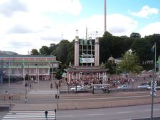 Göteborg Liseberg Entrance