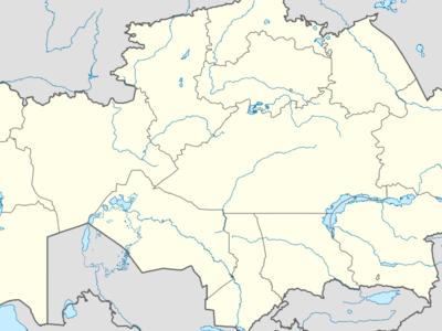 Guw Is Located In Kazakhstan