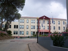 The Department Of Geography In Mytilene