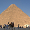 The Museum Displays The Great Pyramid