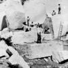 Quarry For The Salt Lake Temple